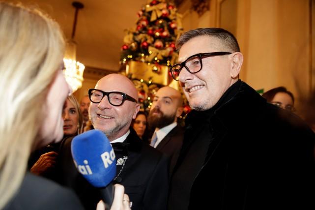 Dolce & Gabbana veut céder la marque à la famille Dolce