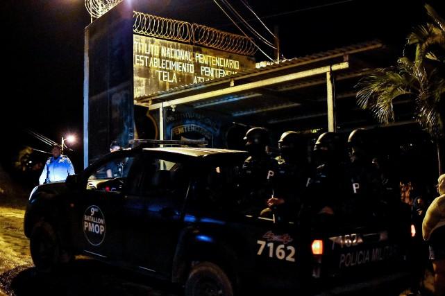 Fusillade dans une prison au Honduras: au moins 18morts