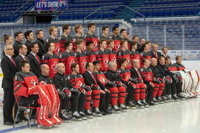 Le Canada veut se racheter au Mondial junior