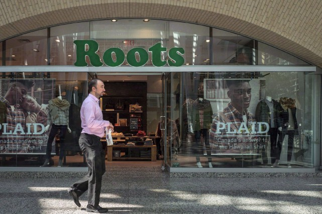 Le patron de Roots quitte abruptement son poste