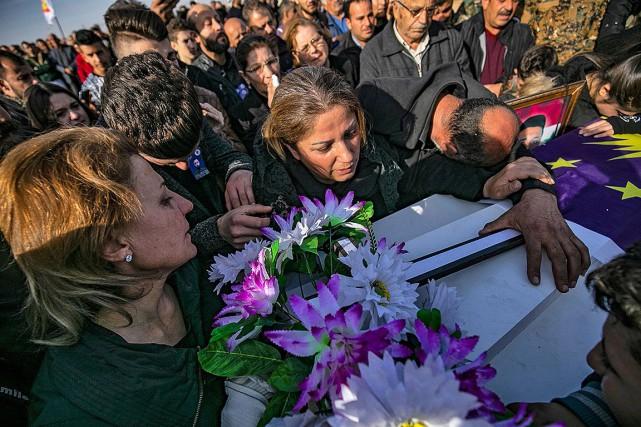 Syrie: plus de 380000morts en près de neuf ans de guerre