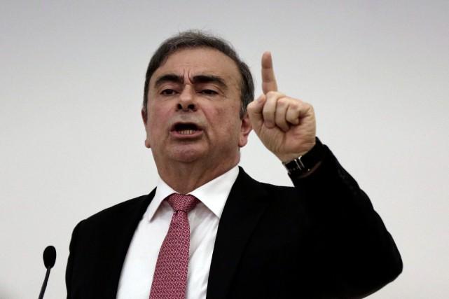 Le Japon en colère après la fuite de Carlos Ghosn au Liban
