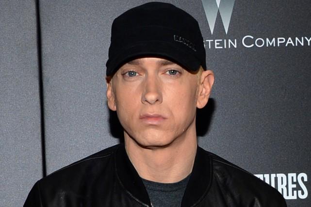 Eminem lance un album-surprise