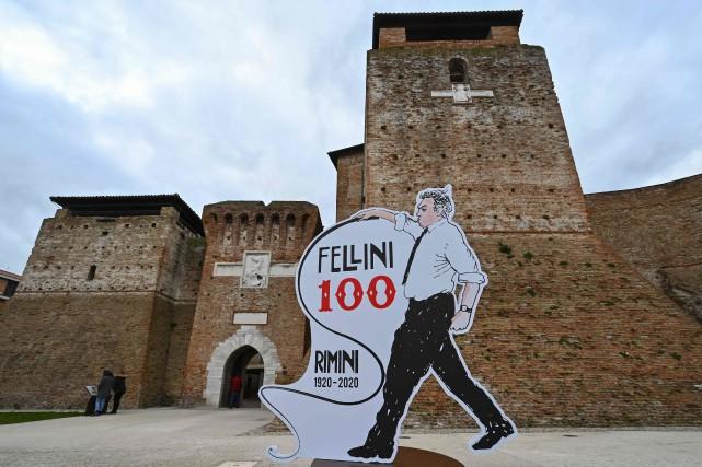 Rimini célèbre le génie de Federico Fellini