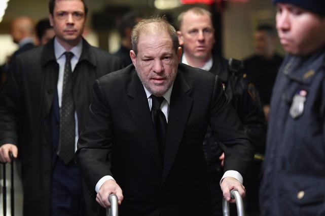Le procès de Harvey Weinstein s'ouvre à New York