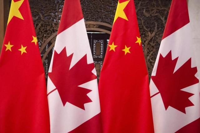 Relations Canada-Chine: leministère des Finances veut participer à l'effort diplomatique