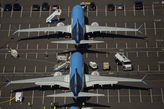Le Canada a autorisé plus de 160 vols sans passagers du Boeing 737 MAX