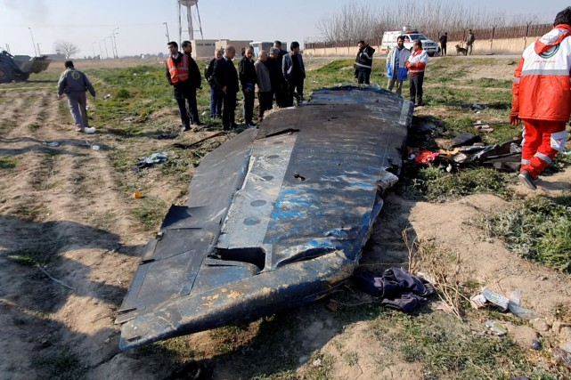 Écrasement du vol PS752: Ottawa demande à l'Iran de libérer les boîtes noires