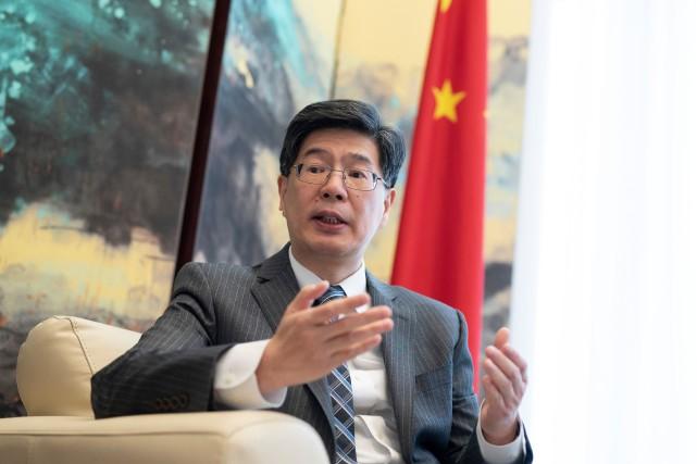 Coronavirus: l'ambassadeur de Chine salue l'aide du Canada