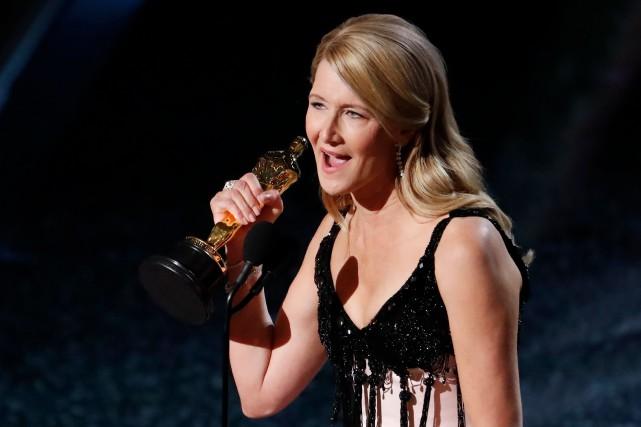 Oscars: Brad Pitt, Laura Dern et Parasite parmi les lauréats