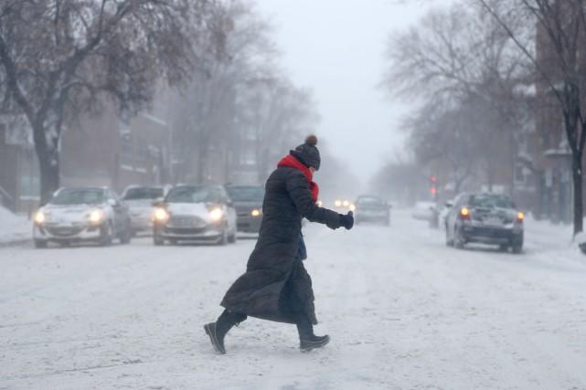 Froid extrême pour plusieurs régions du Québec