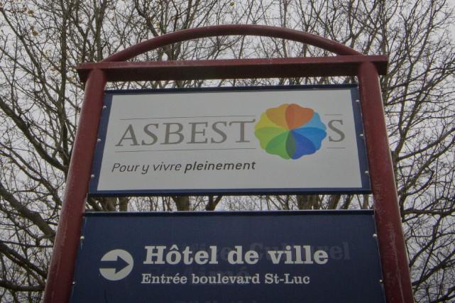 Nouveau nom: Asbestos accepte les suggestions dès aujourd'hui