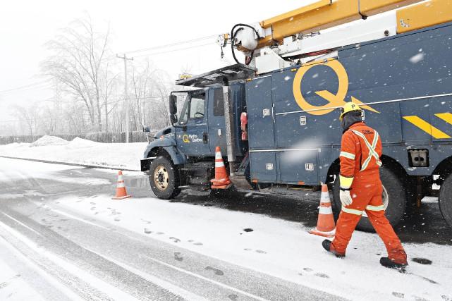 Les profits d'Hydro-Québec reculent à 2,9 milliards en 2019