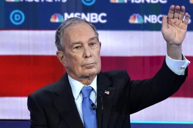Primaires démocrates: lendemain de débat difficile pour Michael Bloomberg