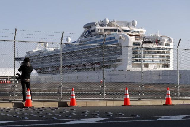 Coronavirus: des passagers du Diamond Princess ont échappé aux contrôles