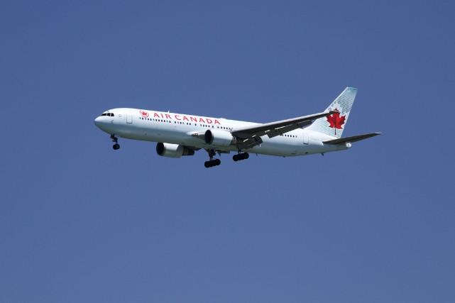 Suspension des vols d'AirCanada vers Pékin et Shanghai jusqu'en avril