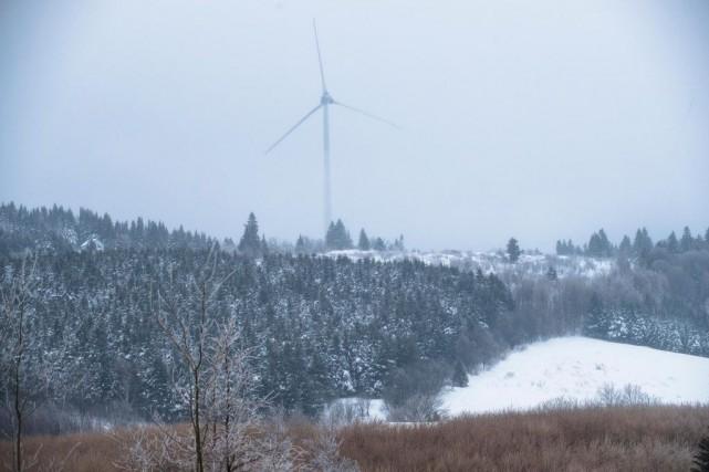 Centre-du-Québec: une action collective rejetée contre un parc éolien