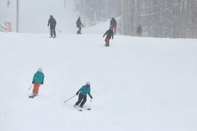 Pertes financières pour les stations de ski