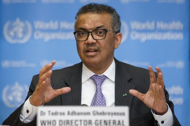 Le patron de l'OMS qualifie le virus d'«ennemi de l'humanité»