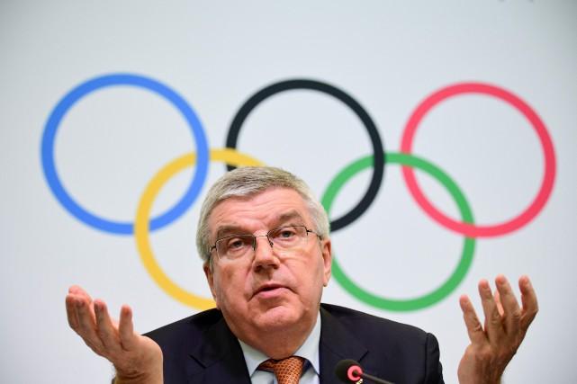 Jeux de Tokyo: le monde entier a les yeux braqués vers le CIO