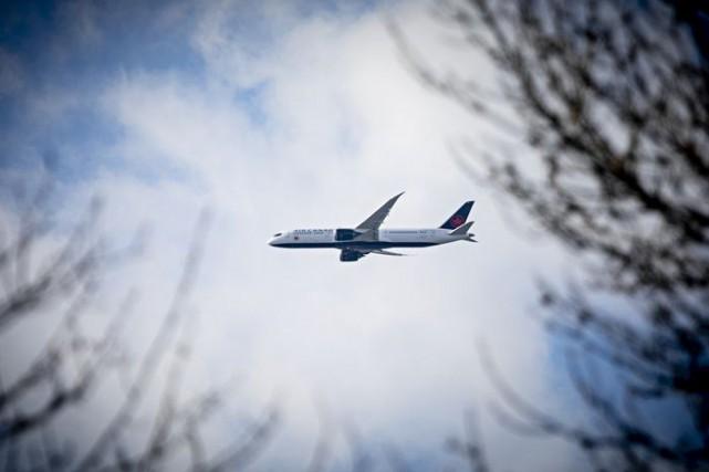 Un premier vol nolisé en provenance du Maroc atterri à Montréal