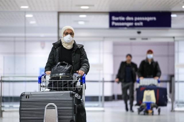 Un premier vol nolisé en provenance du Maroc atterrit à Montréal