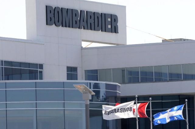 Bombardier suspend toutes ses activités au Canada