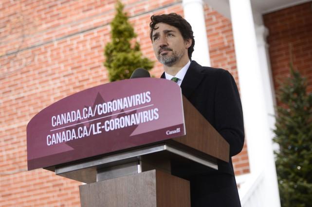 Matériel médical: «On ne peut rien garantir», dit Trudeau