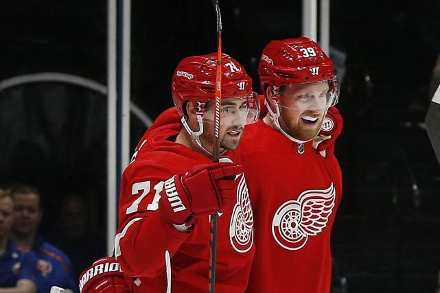 Analyse des 31clubs de la LNH: les Red Wings de Detroit