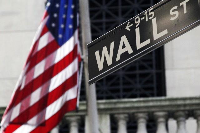 Les bourses nord-américaines entament la semaine en forte hausse