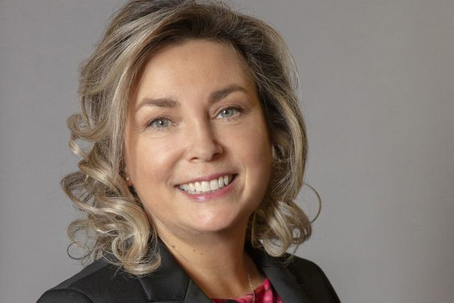 Monika Ille, directrice générale du réseau de télévision...