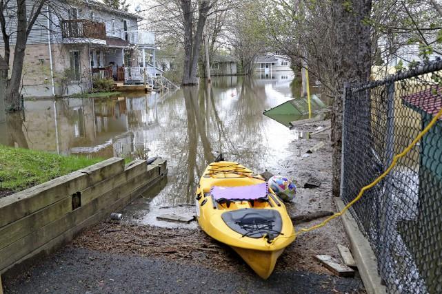 Gatineau se prépare à de possibles inondations
