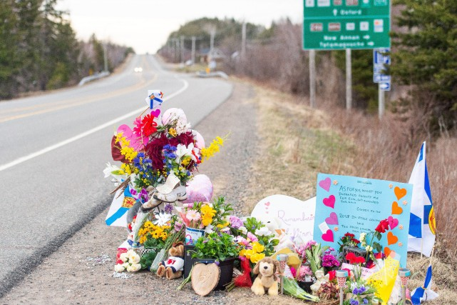 Le Canada rend hommage aux victimes de la tuerie en Nouvelle-Écosse