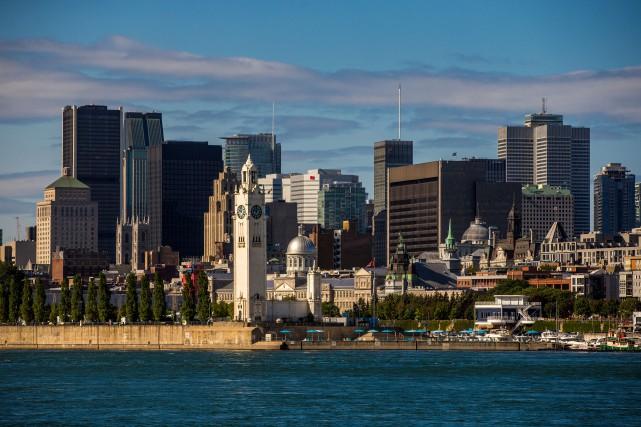 Le corps d'un homme repêché dans le Vieux-Port de Montréal