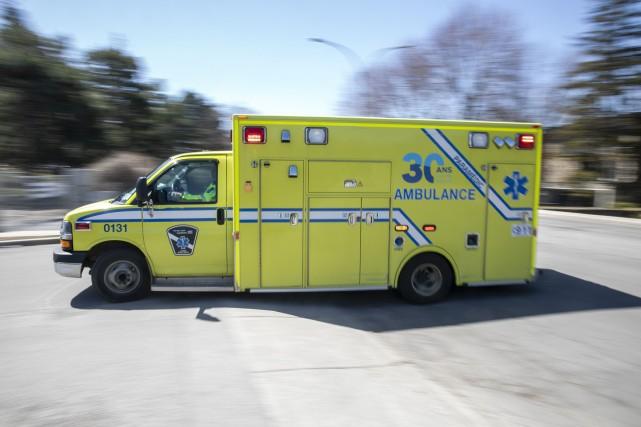 Un blessé grave dans une collision à Montréal
