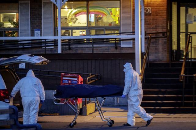 Le Québec en septième place au monde pour les morts quotidiens