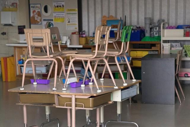 Écoles rouvertes: «On va demander aux parents d'êtreindulgents»