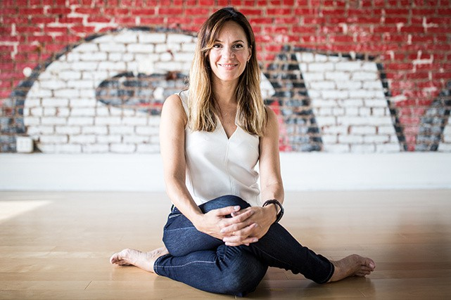 Geneviève Guérard, cofondatrice et associée du studio Wanderlust...