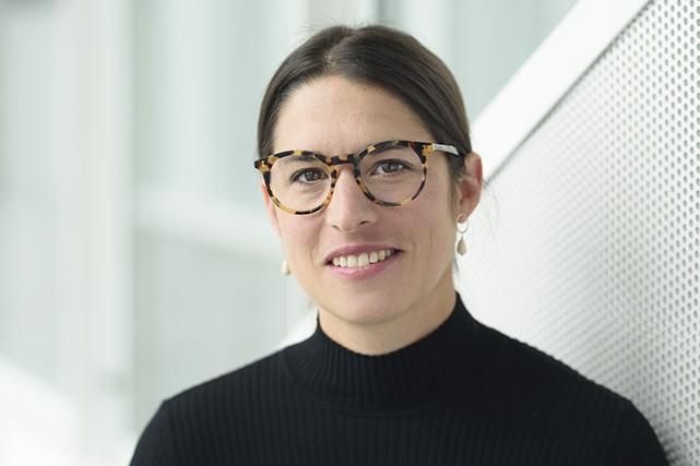 Valérie Bélanger, professeure adjointe au Département de gestion...