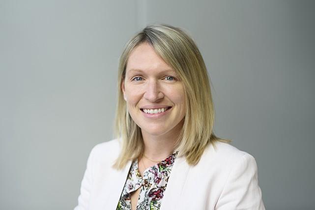 Isabelle Langlois, vice-présidente Production à Rodeo FX...