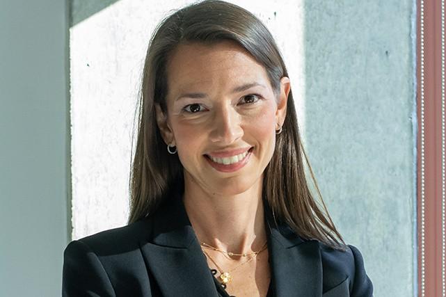Isabèle Chevalier, présidente et directrice générale de Bio-K...
