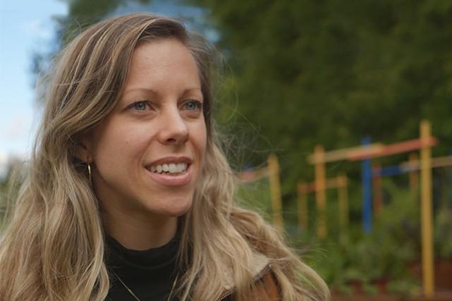Julia Grenier, directrice générale d'AgrÉcoles...