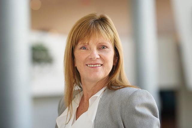 Manon Jeannotte, responsable du développement des stratégies d'affaires...