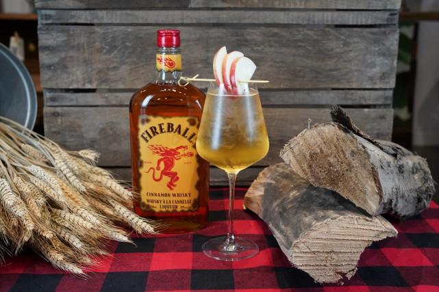Qui a dit que le spritz - un cocktail originaire du nord de l'Italie à base de...