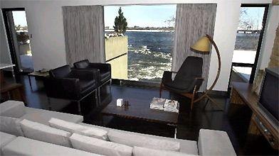Le confort passe aussi par un certain minimalisme...