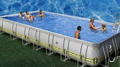 La société Zodiac vient de lancer une piscine...
