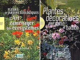 Voici quelques nouveaux livres horticoles qui sauront plaire aux jardiniers.