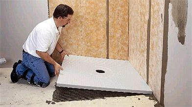 Construire une douche en céramique  Simon Diotte  Rénovation