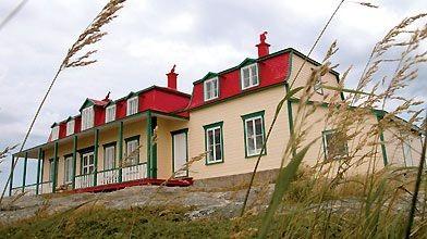Construite en 1899, la Maison Johan-Beetz est le...