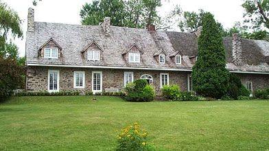 La Maison Trestler a été construite en 1798...
